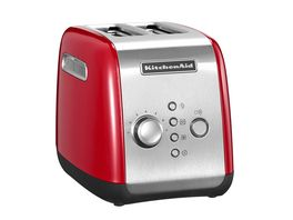 KitchenAid 2 Scheiben Toaster empire rot