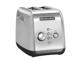 KitchenAid 2 Scheiben Toaster kontur silber