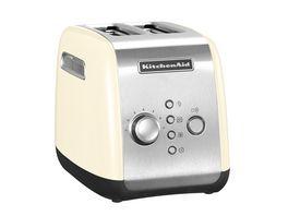 KitchenAid 2 Scheiben Toaster creme