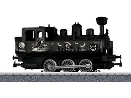 Maerklin 36872 Maerklin Start up Dampflokomotive Halloween Glow in the Dark