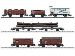 Maerklin 46017 Gueterwagen Set zur Dampflokomotive BR 95