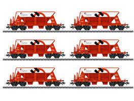 Maerklin 46333 Selbstentladewagen Set Holcim