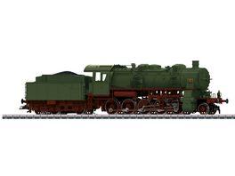 Maerklin 37586 Gueterzug Dampflokomotive Gattung G 12