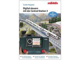 Maerklin 03083 Ratgeber Digital Steuerung mit der Central Station 3