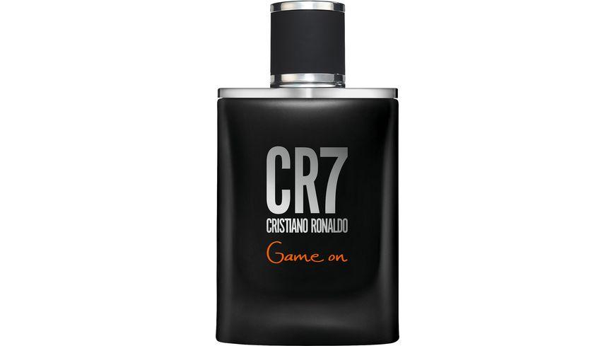 CRISTIANO RONALDO CR7 Game On Eau de Toilette