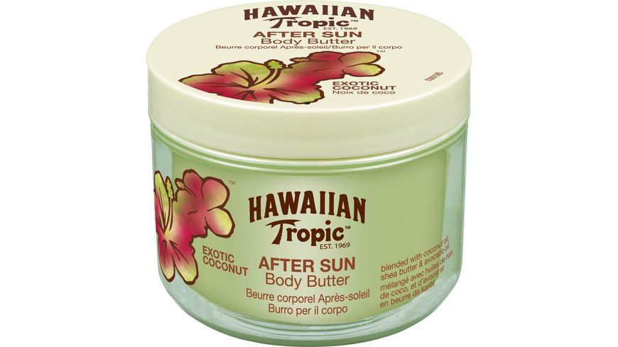 Hawaiian Tropic After Sun Body Butter Exotic Coconut
