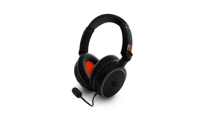 Multiformat Stereo Gaming Headset-C6-100 (schwarz)