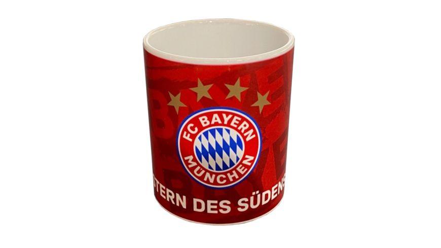 FC BAYERN MÜNCHEN SMU Tasse Stern des Südens