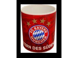 FC BAYERN MUeNCHEN SMU Tasse Stern des Suedens