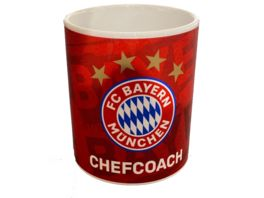 FC BAYERN MUeNCHEN SMU Tasse Chefcoach