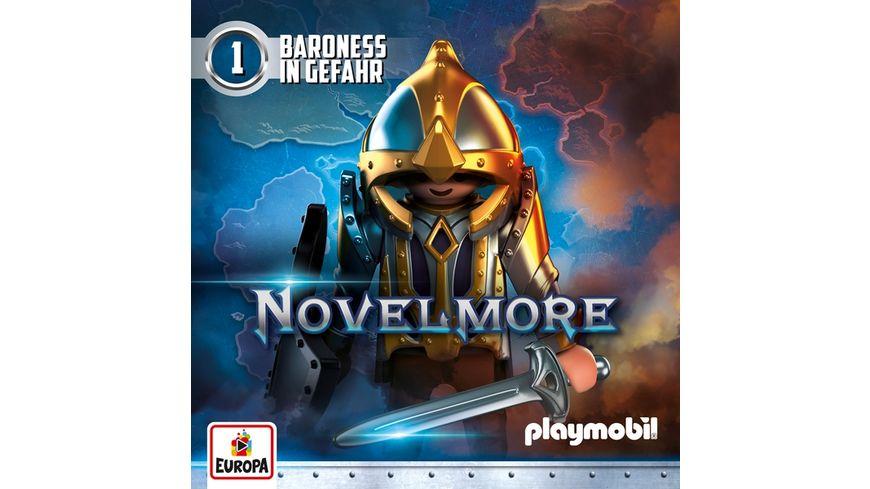 001 Novelmore Baroness in Gefahr