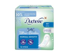 Duchesse Ultra Binden Normal Sensitiv