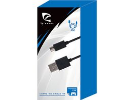Piranha PS4 Charging Cable 4 Meter