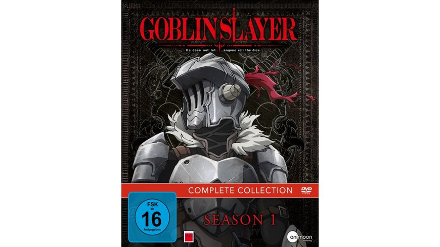 Goblin Slayer Die Komplette Season 1 3 DVDs