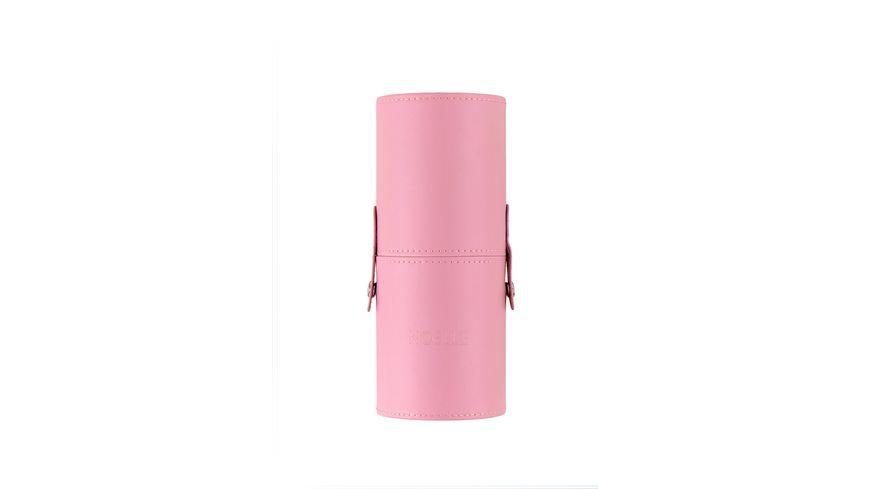 NOELLE Make up Pinsel Etui Pink