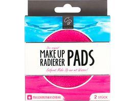CELINA BLUSH Der original MakeUp Radierer PADS im Doppelpack Pink