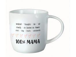 GRAFiK WERKSTATT Tasse 100 Mama
