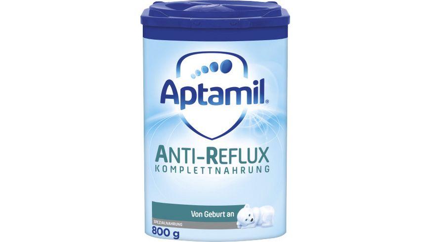 Aptamil ANTI-REFLUX Komplettnahrung – von Geburt an