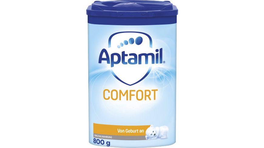 Aptamil COMFORT – von Geburt an