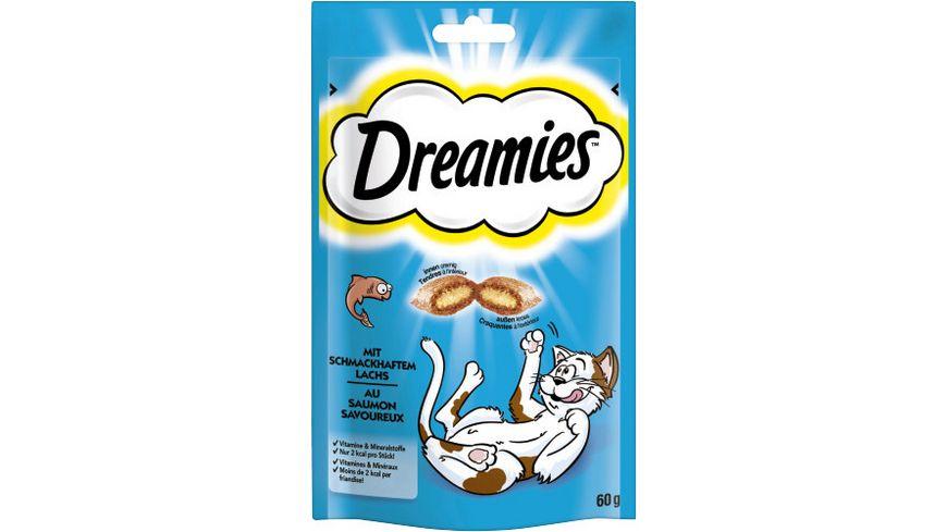 DREAMIES Snack mit Lachs