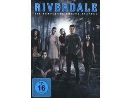 Riverdale Die komplette 2 Staffel 4 DVDs