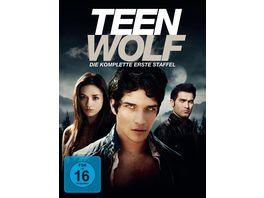 Teen Wolf Die komplette erste Staffel Softbox 4 DVDs