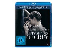 Fifty Shades of Grey Geheimes Verlangen