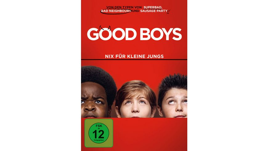 Good Boys Fsk