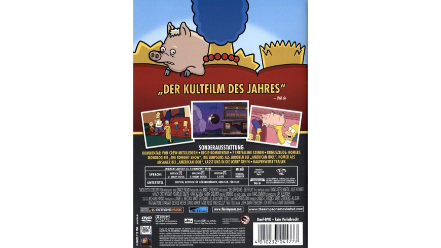 Die Simpsons Der Film Deutsch