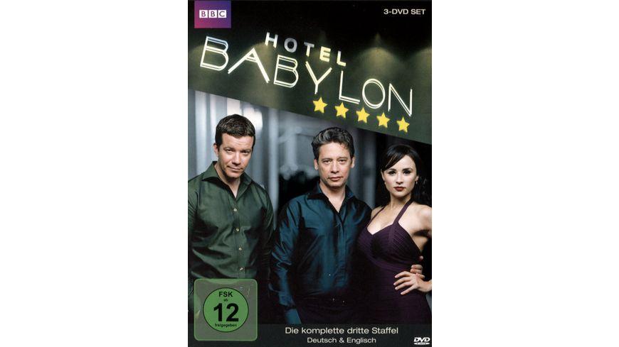 Hotel Babylon Staffel 3 3 DVDs