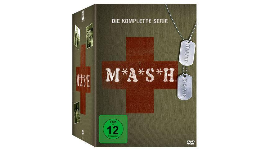 MASH Complete Box 33 DVDs