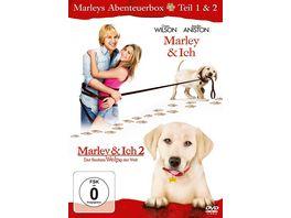Marley Ich 1 2 2 DVDs
