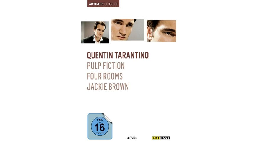 Quentin Tarantino - Arthaus Close-Up  [3 DVDs]
