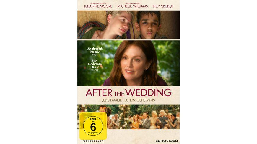 After the Wedding Jede Familie hat ihr Geheimnis