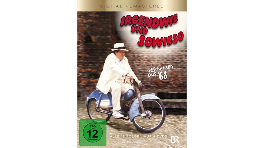 Irgendwie und sowieso  [4 DVDs]