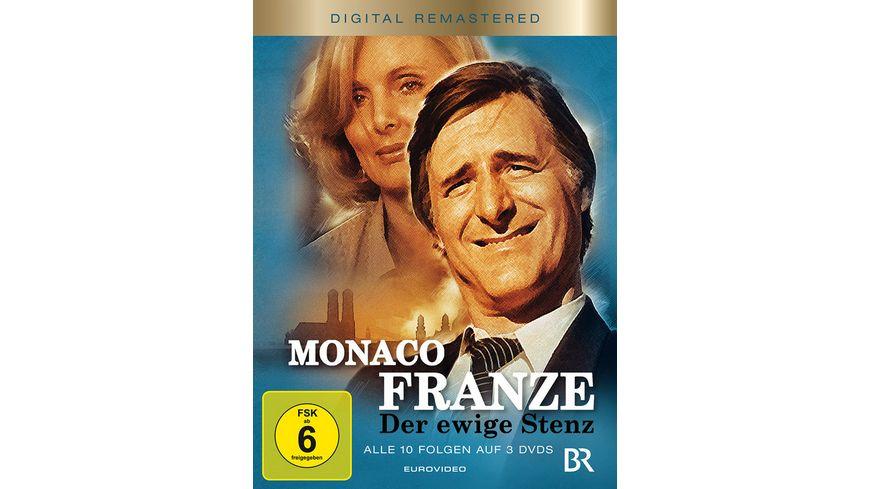 Monaco Franze - Der ewige Stenz - Box - Digital Remastered  [3 DVDs]