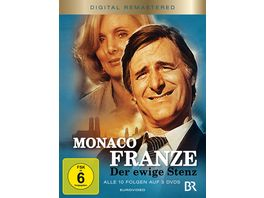 Monaco Franze Der ewige Stenz Box Digital Remastered 3 DVDs