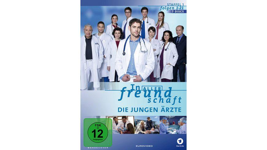 In Aller Freundschaft Die Jungen ärzte Folge 131