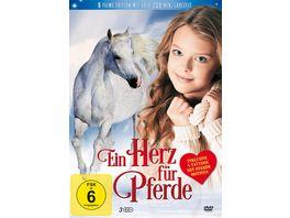 Ein Herz fuer Pferde 3 DVDs