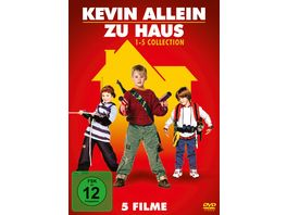Kevin 1 5 Collection 5 DVDs
