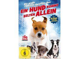 Ein Hund kommt selten allein 3 DVDs