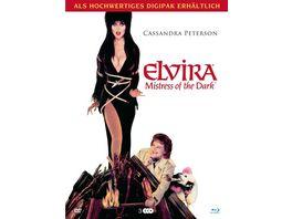 Elvira Mistress of the Dark Modularbook DVD 2 BRs