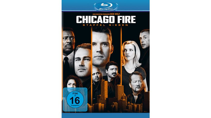 Chicago Fire Staffel 7 6 BRs