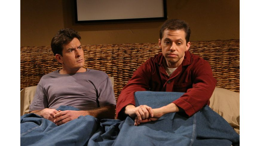 Two and a Half Men Staffel 1 4 DVDs