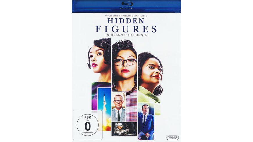 Hidden Figures Unerkannte Heldinnen