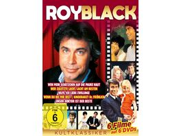 Roy Black Kultklassiker 6 DVDs