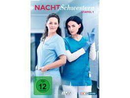 Nachtschwestern Staffel 1 2 DVDs