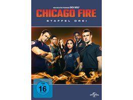 Chicago Fire Staffel 3 6 DVDs