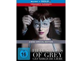 Fifty Shades of Grey Gefaehrliche Liebe Limitierte Auflage Bonus DVD