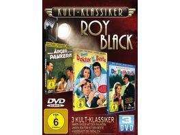 Roy Black Kult Klassiker 3 DVDs